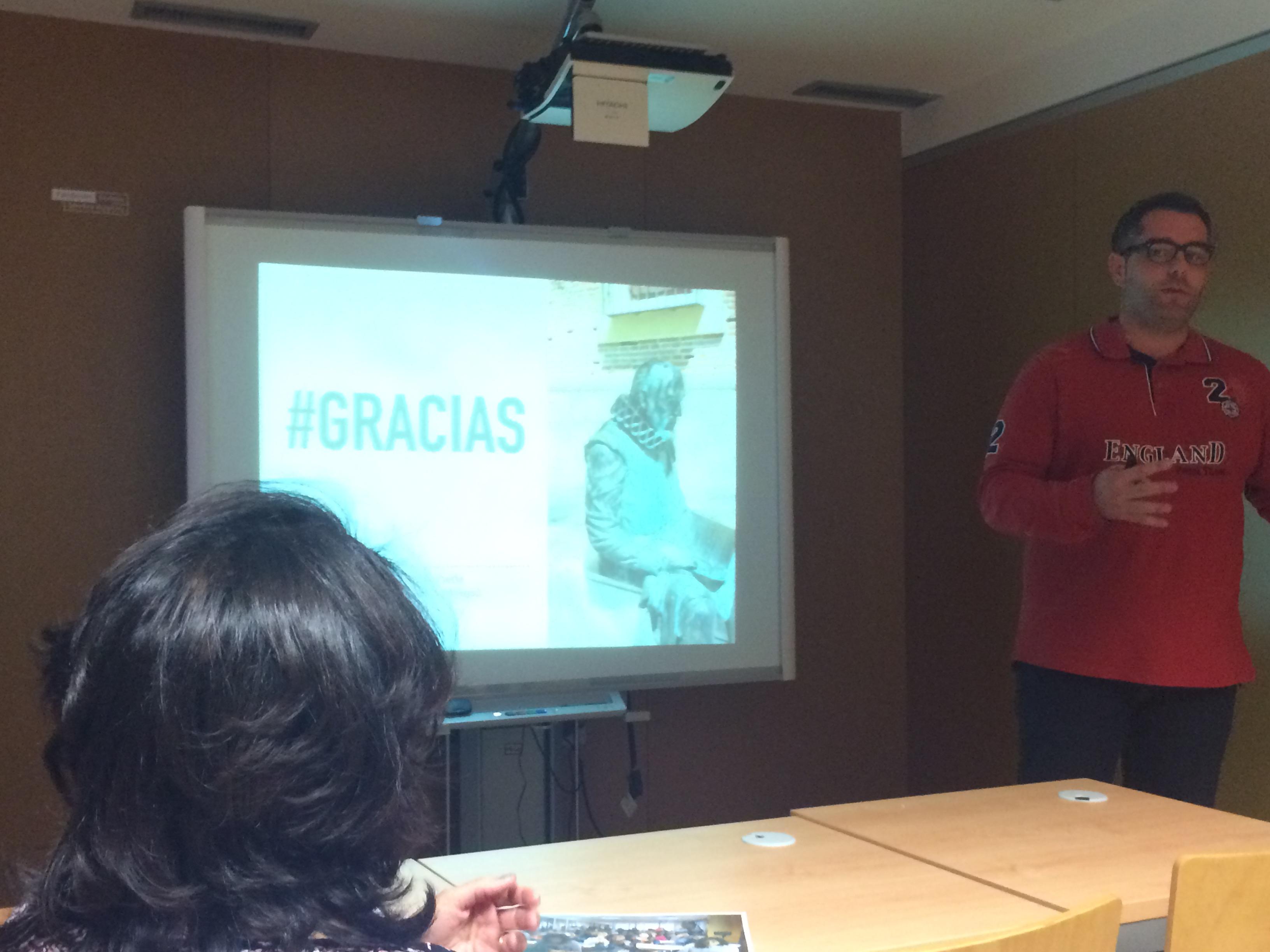 Encuentro BBPP Cita 2015. Peñaranda de Bracamonte. Noviembre, 2015