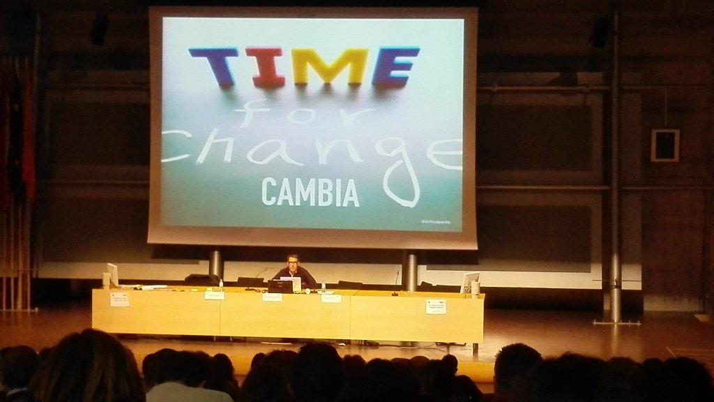 El Cambio en el Aula: Flipped Classroom. CPR Murcia, diciembre 2015.