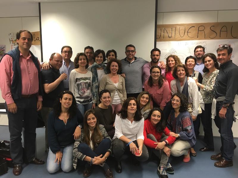 Taller Flipped Classroom. Colegio SSCC, Sevilla. Mayo 2016.