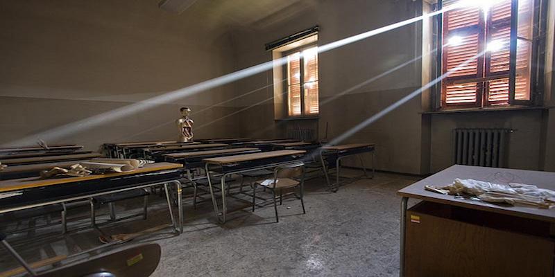 El aprendizaje (inter)conectado en una escuela desconectada.