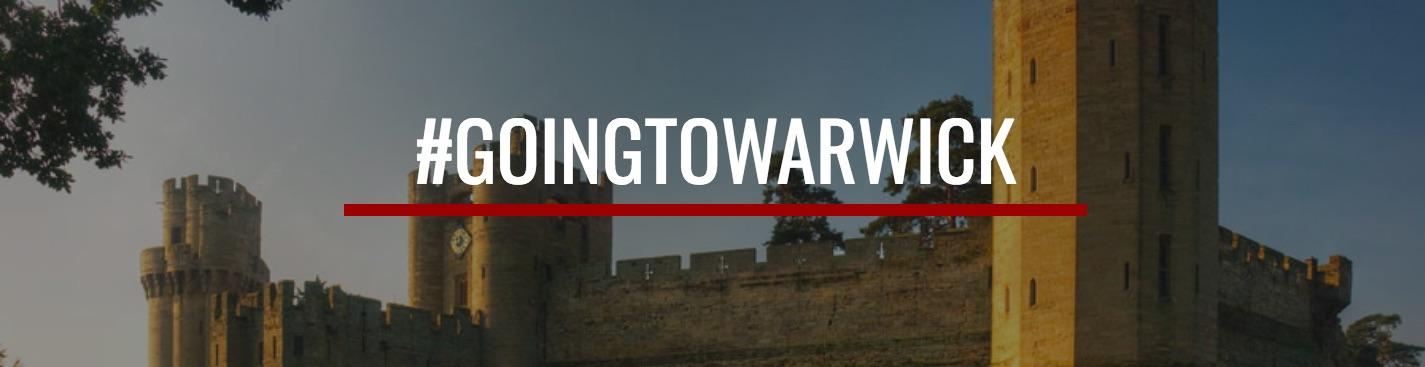 #GoingToWarwick PBL: a truly learning trip