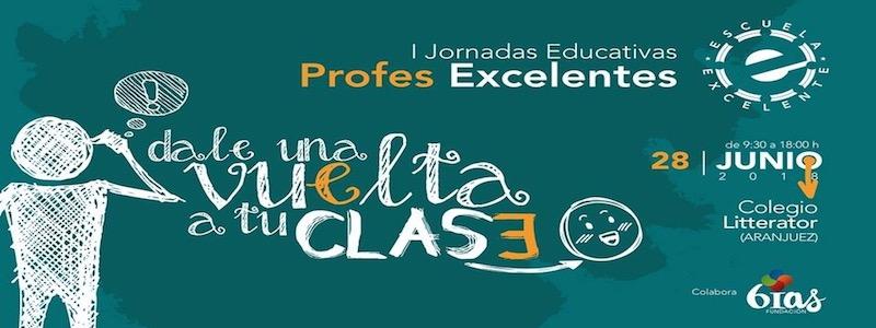 I Jornadas Educativas Profes Excelentes