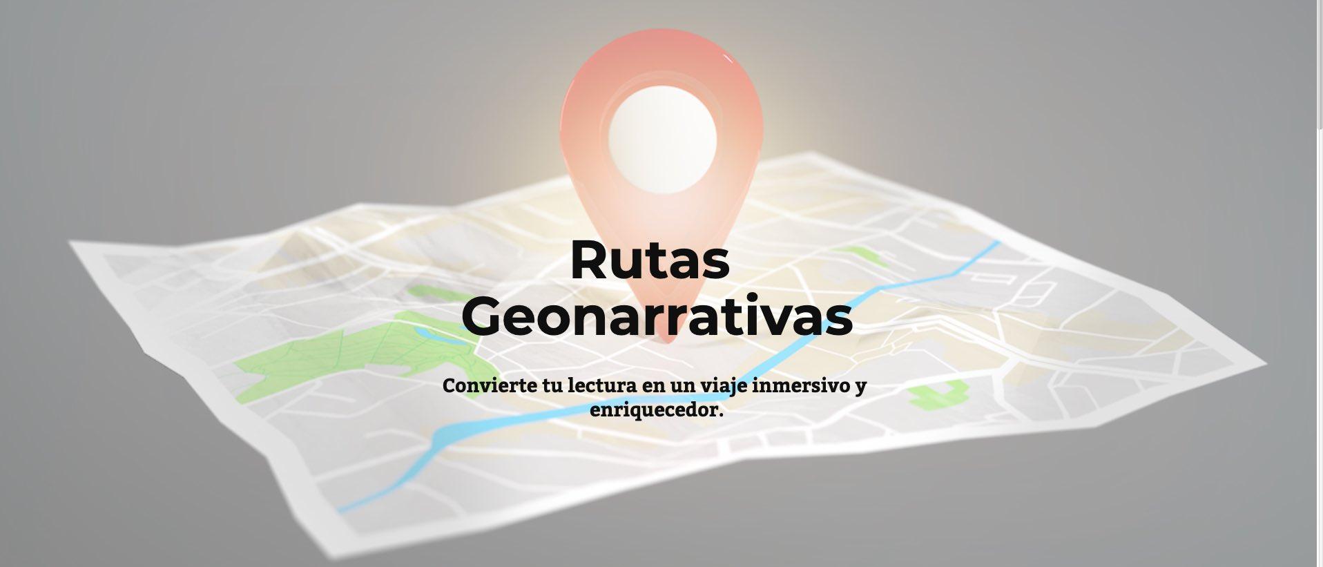 Rutas geonarrativas: mi proyecto Google Innovator #ESP18